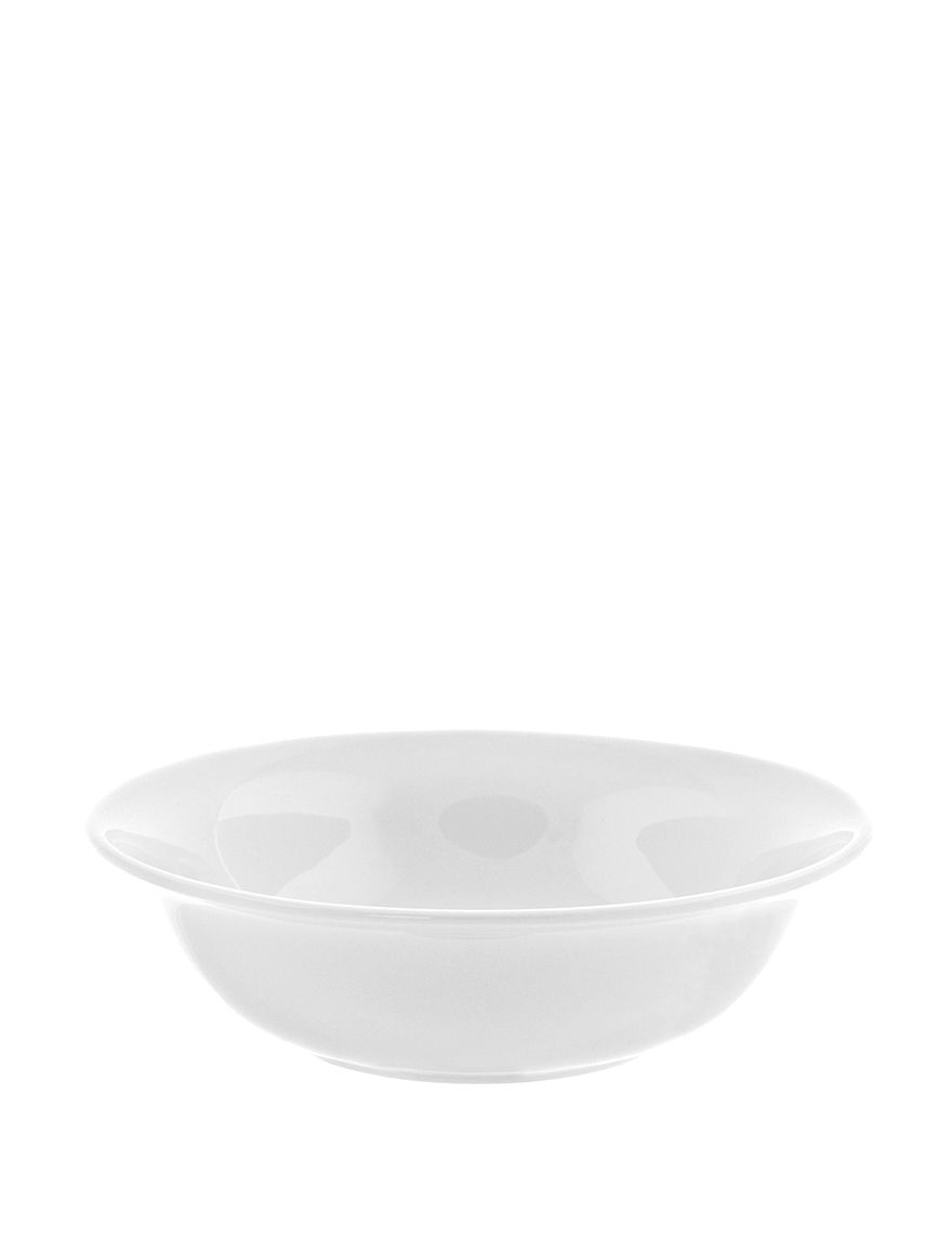 10 Strawberry Street White Bowls Dinnerware