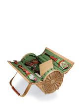 Picnic Time Verona Insulated Wine Basket