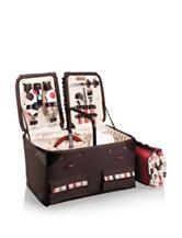 Picnic Time Moka Collection Pioneer Picnic Basket