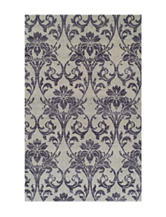 Dalyn Rugs Grand Tour Collection Vintage Damask Print  Area Rug