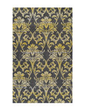 Dalyn Rugs Grand Tour Collection Damask Print  Area Rug