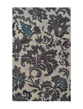 Dalyn Rugs Grand Tour Collection Elegant Print  Area Rug