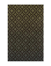 Dalyn Rugs Radiance Collection Abstract Print Area Rug