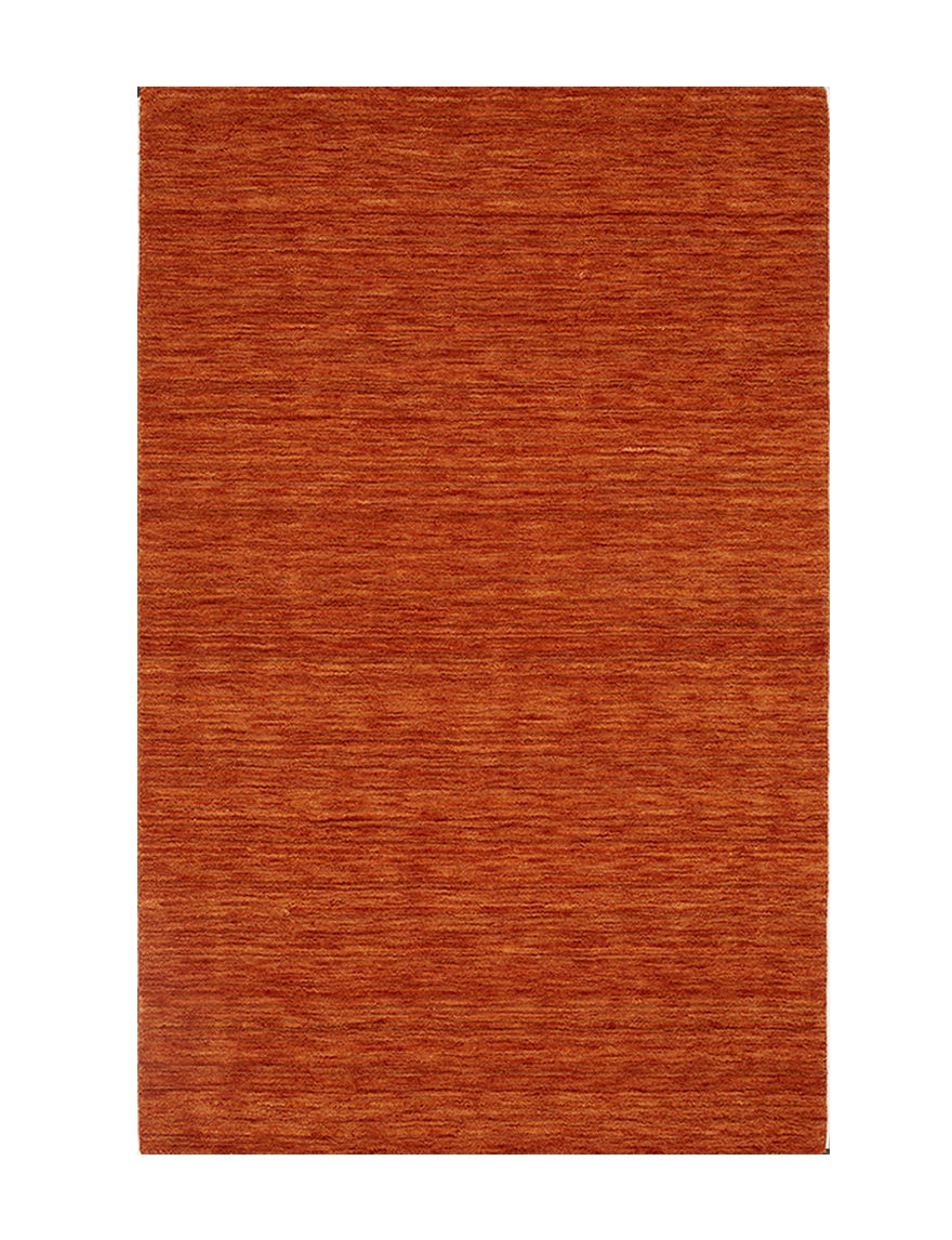Dalyn Rugs Rafia Collection Multi Tonal Mandarin Orange