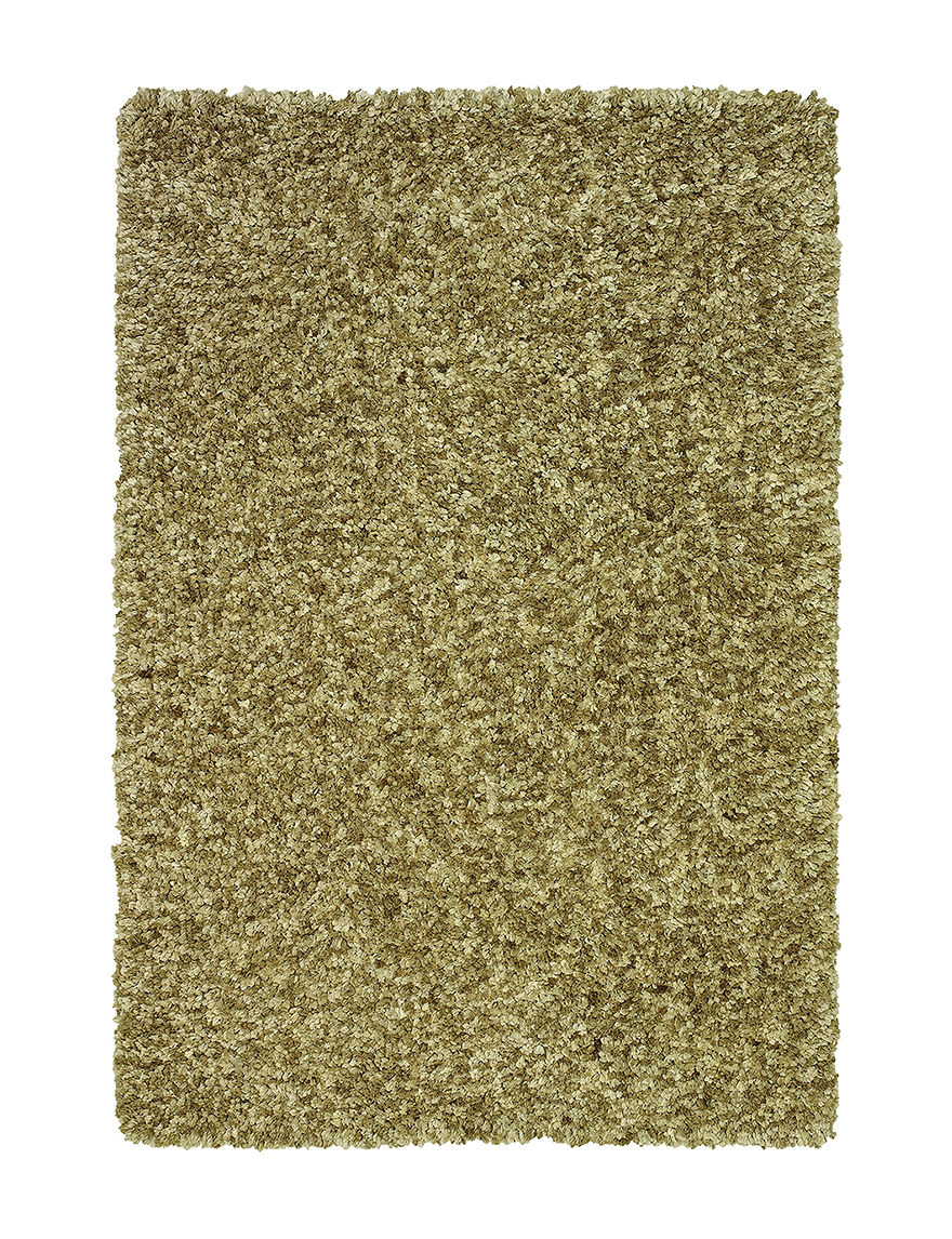 Dalyn rugs ombre green utopia collection super soft area for Soft area rugs