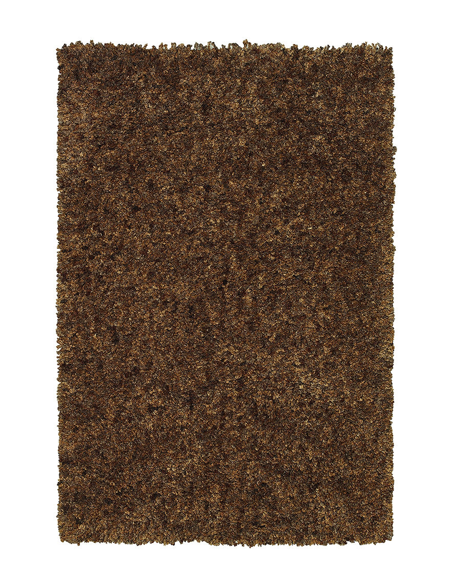 Dalyn rugs ombre fudge utopia collection super soft area for Soft area rugs