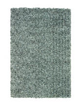 Dalyn Rugs Ombre Blue Utopia Collection Super Soft Area Rug
