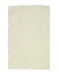 Dalyn Rugs Ombre White Utopia Collection Super Soft Area Rug