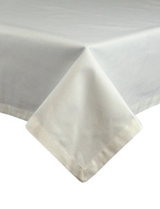 Design Imports White Table Cloths Table Linens