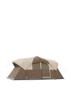Coleman Weathermaster® 10 Person Hinged Door Tent