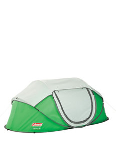 Coleman White / Green Tents & Canopies Camping & Outdoor Gear
