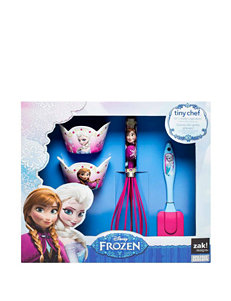 Zak Designs 4-pc. Frozen Anna & Elsa Melamine Cupcake Activity Set