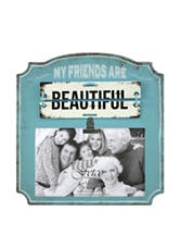 Fetco Beautiful Friends Photo Frame