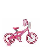 Kent Bikes Pink & White 14 Inch Pinkalicious Bike – Girls