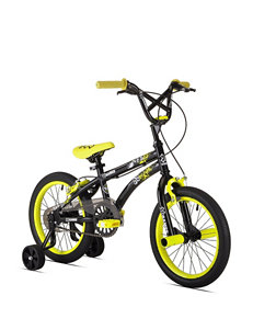 Kent Bikes Black & Yellow 16 Inch X-Games FS16 Bike – Boys