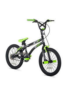 Kent Bikes Green & Black 18 Inch Boys X Games FS18 – Boys