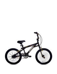 Kent Bikes Black & Gold 18 Inch Razor Kobra Bike – Boys