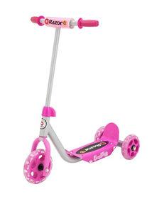 Razor Jr. Pink Lil Kick Scooter