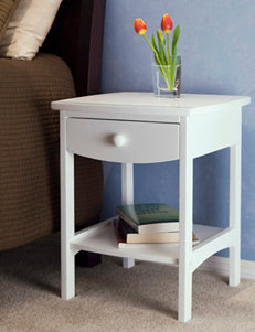 Winsome White Night Stands Living Room Furniture