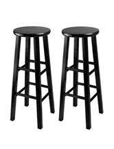 Winsome Set of 2 29-inch Counter Stools