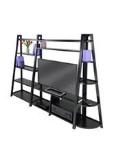 Winsome 3-pc. Adam TV Stand & Book Shelf Set