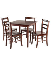 Winsome 5-pc. Groveland Dining Table With Chairs