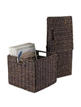 Winsome Set of 2 Granville Small Collapsable Basket Set