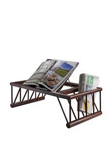 Winsome Dark Brown Desks Bedroom Furniture