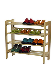 Winsome 4-Tier Shoe Rack