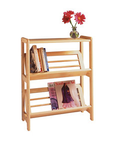 Winsome Tan Bookcases & Shelves Home Office Furniture