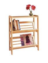Winsome Slanted Bookshelf