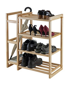 Winsome Isabel Shoe Rack with Umbrella Stand