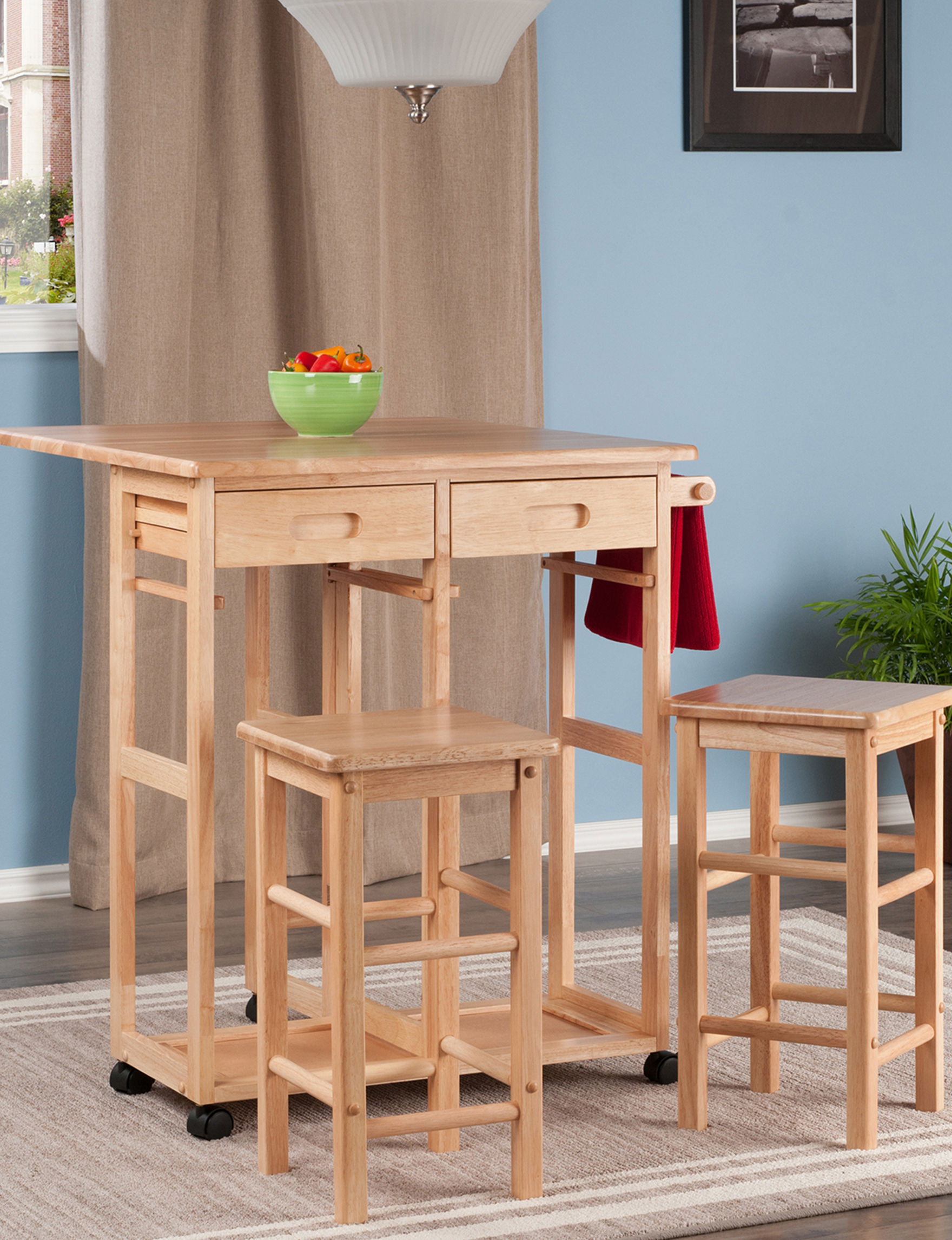 Winsome khaki Dining Room Sets Kitchen & Dining Furniture