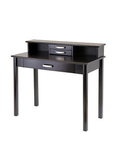 Winsome Chocolate Desks Home Office Furniture