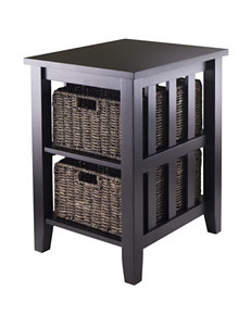 Winsome 3-pc. Morris Side Table Set