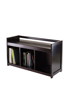 Winsome 3-Section Addison Storage Bench