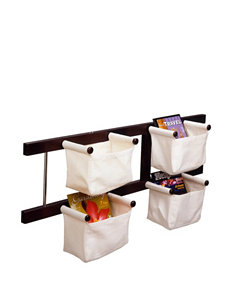 Winsome Chocolate Cubbies & Cubes Home Office Furniture