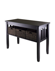 Winsome Brown Accent & End Tables Living Room Furniture