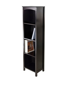 Winsome Brown Cabinets & Cupboards Home Office Furniture