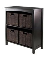 Winsome 5-pc. Storage Shelf & Basket Set