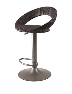 Winsome Bali Adjustable Airlift Stool