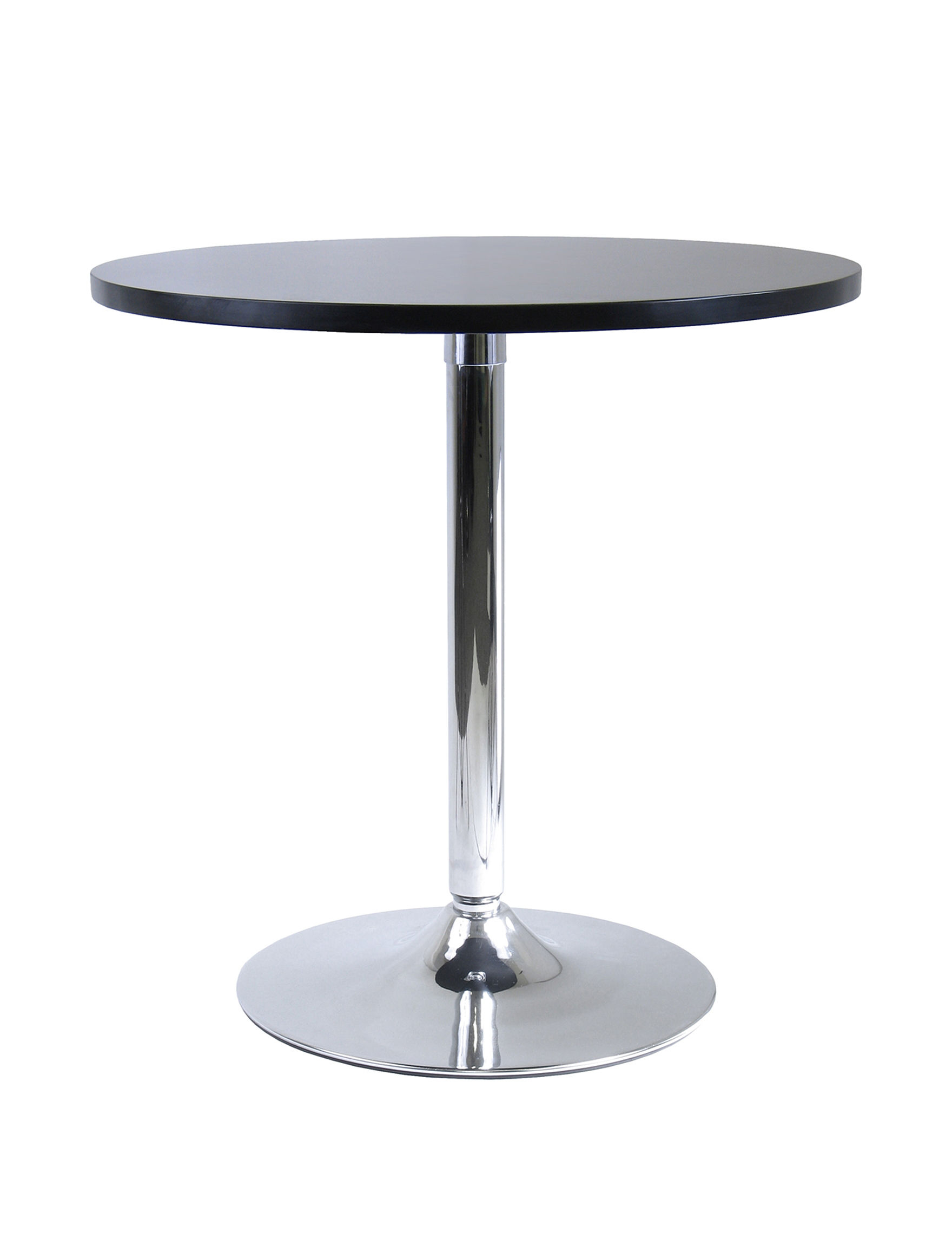 Winsome Black Dining Tables Kitchen & Dining Furniture