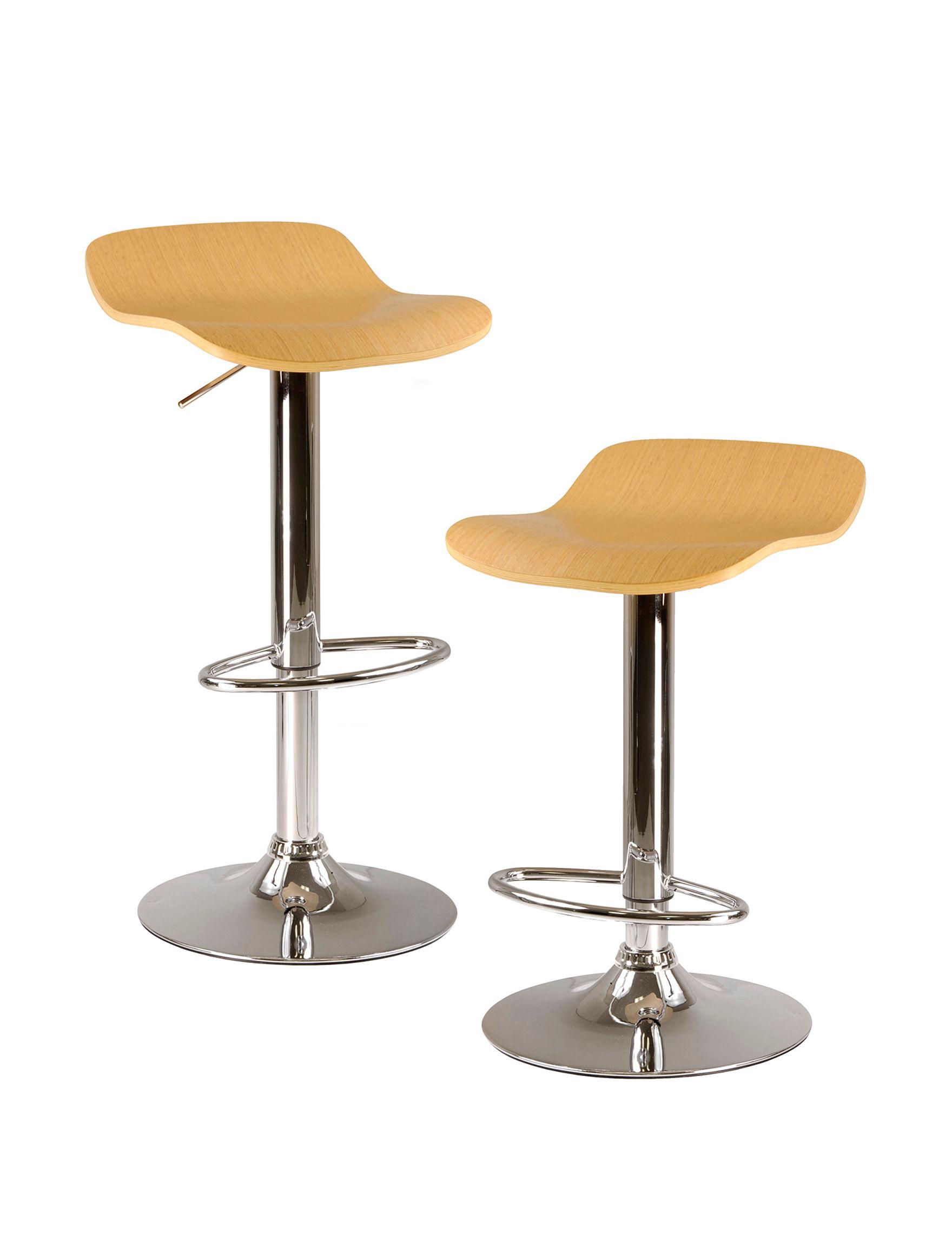 Winsome khaki Bar & Kitchen Stools Kitchen & Dining Furniture