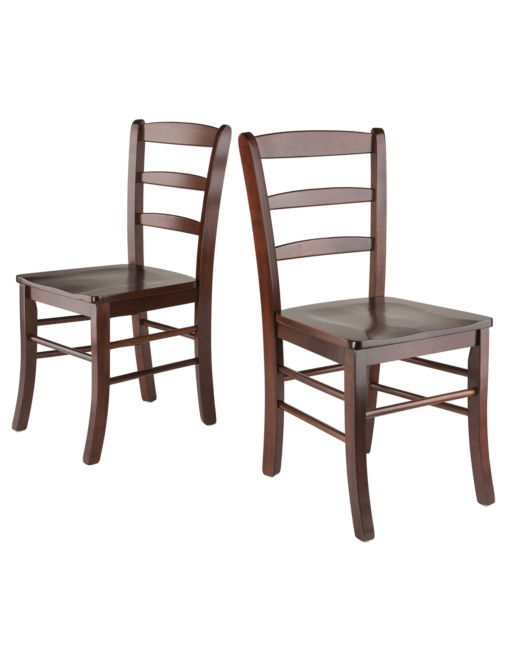 Winsome Brown Dining Chairs Kitchen & Dining Furniture