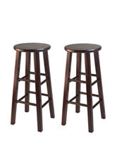 Winsome 29 Inch Set of 2 Bar Stools