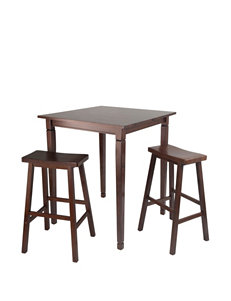 Winsome 3-pc. Kingsgate Pub Dining Table Set