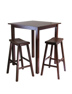 Winsome Brown Dining Chairs Dining Room Sets Dining Tables Kitchen & Dining Furniture