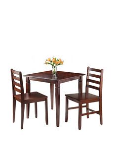 Winsome 3-pc. Kingsgate Dining Set