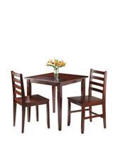 Winsome 3-pc. Kingsgate Dining Set