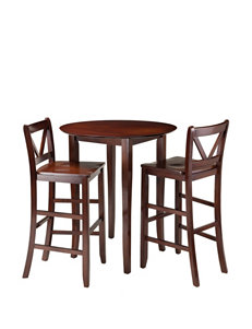 Winsome 3-pc. Fiona Round Table Set